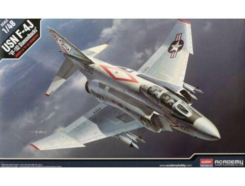 Academy USN F-4J VF-102 Diamondbacks 1:48 (12323)