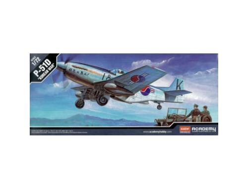 "Academy P-51D ""Korean War"" 1:72 (12496)"