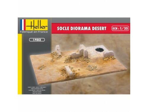 Heller Socle Diorama Desert 1:35 (81255)
