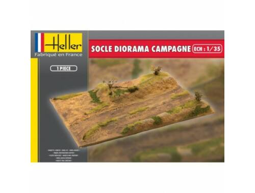 Heller Socle Diorama Campagne 1:35 (81254)