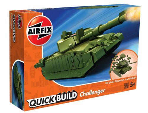 Airfix Quickbuild Challenger tank J6022