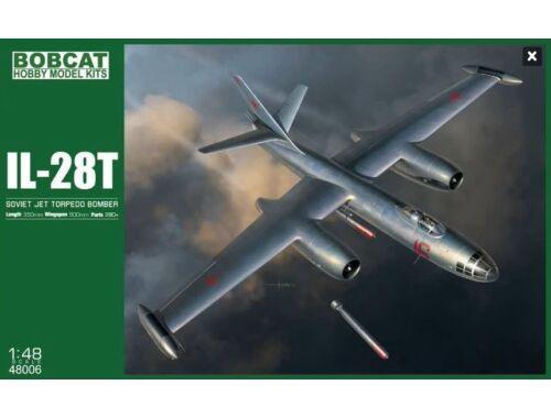 Bobcat Ilyushin IL-28T Beagle 1:48 (48006)