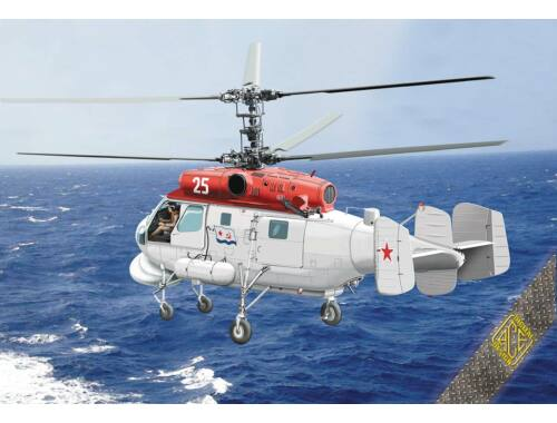 ACE Ka-25PS Hormone-C Search a.recue Helicopter 1:72 (72307)