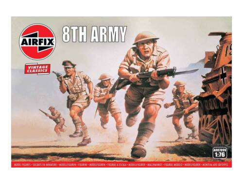 Airfix WWII British 8th Army 1:76 (A00709V)