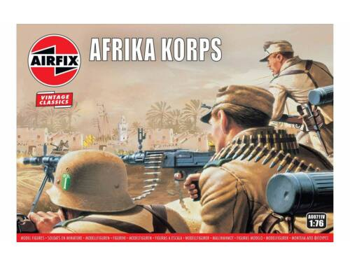 Airfix WWII Afrika Corps 1:76 (A00711V)