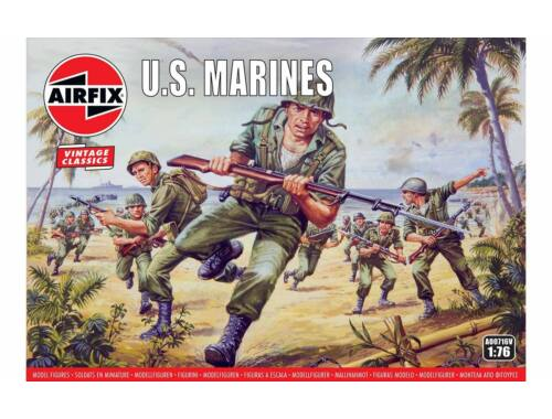 Airfix WWII US Marines 1:76 (A00716V)