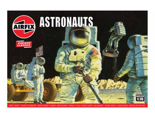 Airfix Astronauts 1:76 (A00741V)