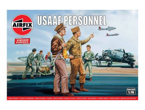 Airfix USAAF Personnel 1:76 (A00748V)