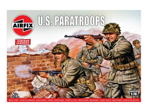 Airfix US Paratroops 1:76 (A00751V)