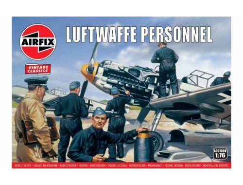 Airfix Luftwaffe Personnel 1:76 (A00755V)