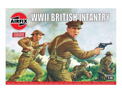 Airfix WWII British Infantry 1:76 (A00763V)
