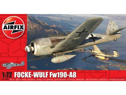 Airfix Focke-Wulf FW190A-8 1:72 (A01020A)