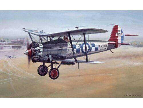 Airfix Bristol Bulldog 1:72 (A01055V)