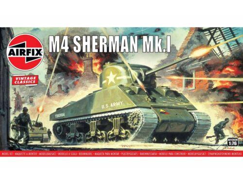Airfix Sherman M4 Mk1 1:76 (A01303V)