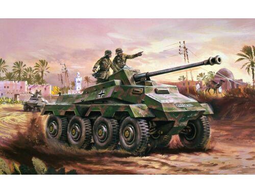 Airfix SDKFZ-Armoured Car 1:76 (A01311V)