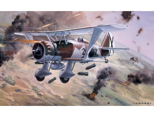 Airfix Henschel Hs123A-1 1:72 (A02051V)
