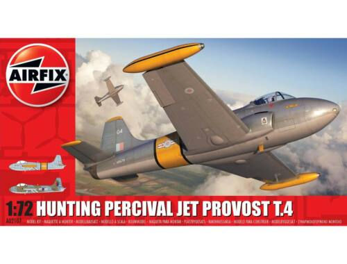 Airfix Hunting Percival Jet Provost T.4 1:72 (A02107)