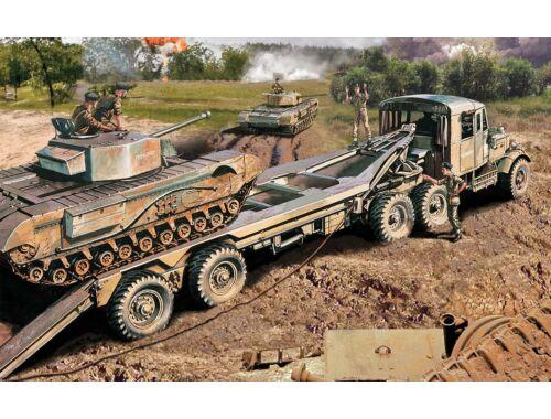 Airfix Scammell Tank Transporter 1:76 (A02301V)