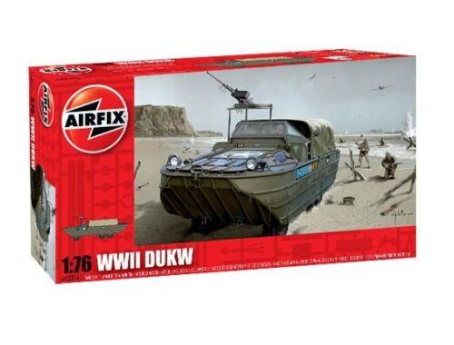 Airfix DUKW 1:76 (A02316V)