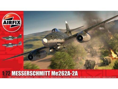 Airfix Messerschmitt ME262A-2A 1:72 (A03090)