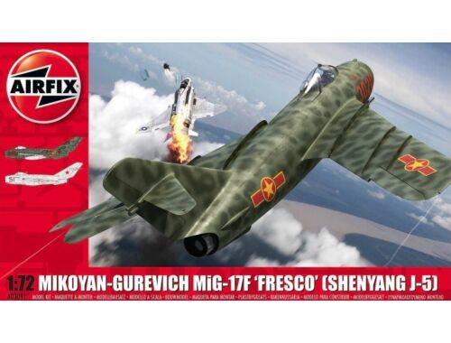 Airfix Mikoyan-Gurevich MiG-17 Fresco 1:72 (A03091)