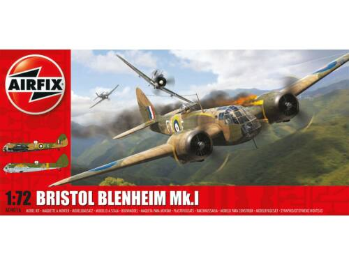 Airfix Bristol Blenheim Mk.1 1:72 (A04016)