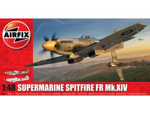 Airfix Supermarine Spitfire XIV 1:48 (A05135)