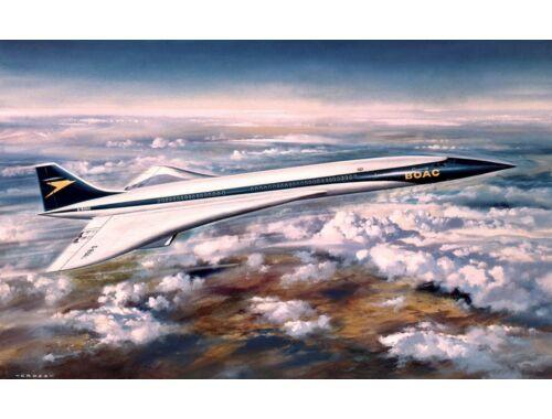 Airfix Concorde Prototype (BOAC) 1:144 (A05170V)
