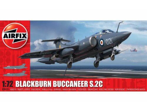 Airfix Blackburn Buccaneer S Mk.2 RN 1:72 (A06021)