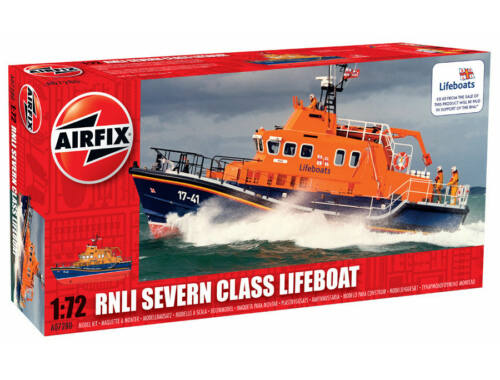 Airfix RNLI Severn Class Lifeboat 1:72 (A07280)
