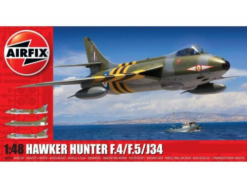 Airfix Hawker Hunter F4 1:48 (A09189)