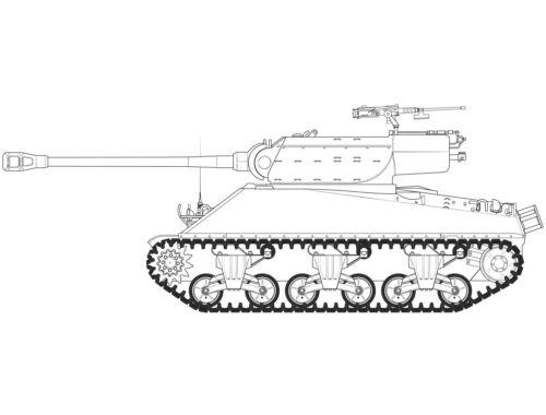 Airfix M36B1 GMC (U.S. Army) 1:35 (A1356)