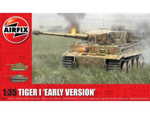 Airfix Tiger 1 Early Version 1:35 (A1363)