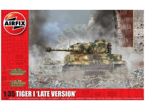Airfix Tiger 1 Late Version 1:35 (A1364)
