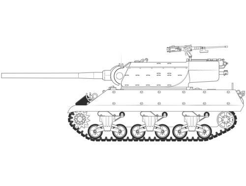 Airfix M36/M36B2 Battle of the Bulge 1:35 (A1366)