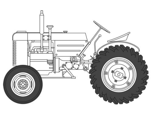 Airfix U.S. Tractor 1:35 (A1367)