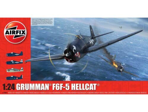 Airfix Grumman F6-F5 Hellcat 1:24 (A19004)