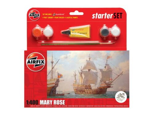 Airfix Starter Set Mary Rose 1:72 (A55114)