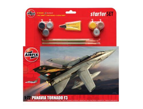 Airfix Large Starter Set-Panavia Tornado F3 1:72 (A55301)