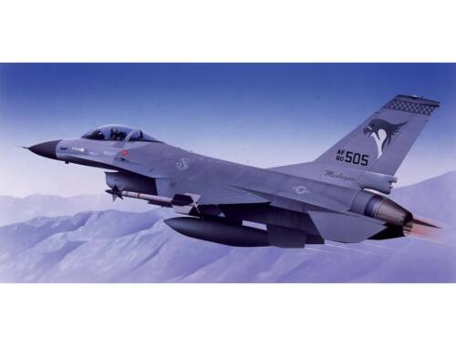 Airfix Large Starter Set-General Dynamics F-16A /B Fighting Falcon 1:72 (A55312)