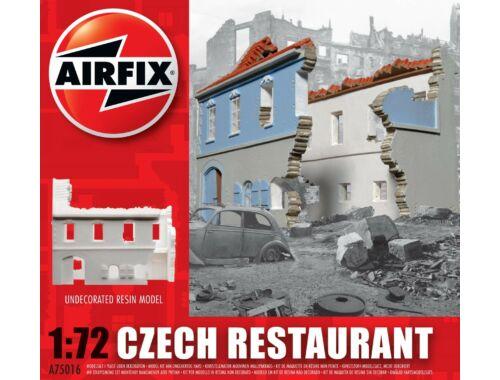 Airfix Czech Restaurant 1:72 (A75016)