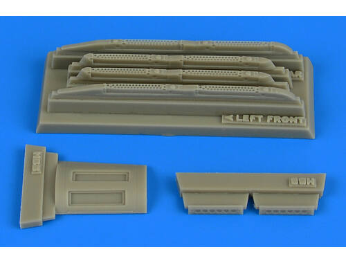 Aires Su17M3/M4 Fitter K fully louded chaff/ flare dispensers f.HobbyBoss 1:48 (4752)