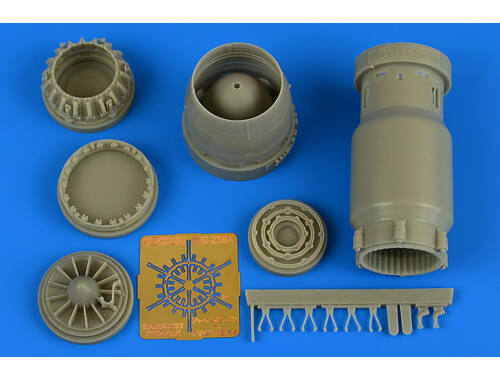 Aires MiG-27 early exhaust nozzle-closed f.Tru 1:48 (4756)