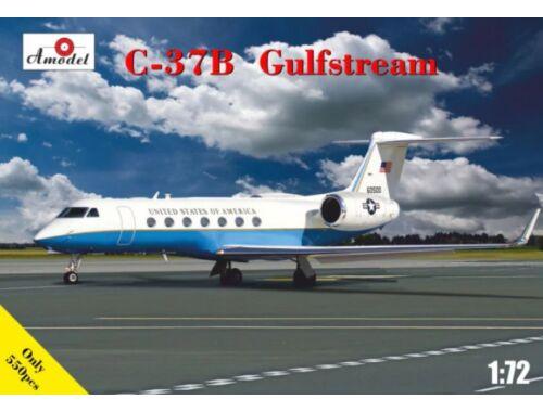 Amodel C-37B Gulfstream 1:72 (72327)