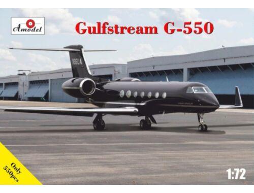 Amodel Gulfstream G-550 1:72 (72361)