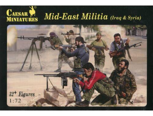 Caesar Mid-East Militia (Iraq   Syria) 1:72 (H101)