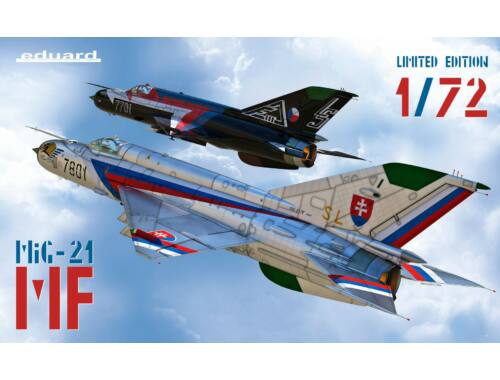 Eduard MiG-21 MF Limited Edition 1:72 (2127)