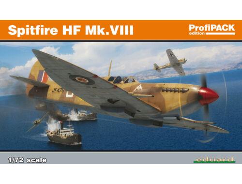 Eduard Spitfire HF Mk.VIII, Profipack 1:72 (70129)