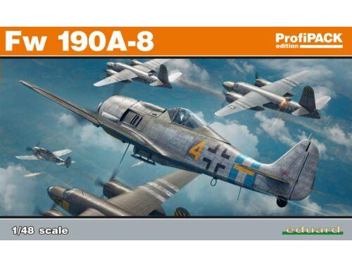 Eduard Fw 190A-8, Profipack 1:48 (82147)