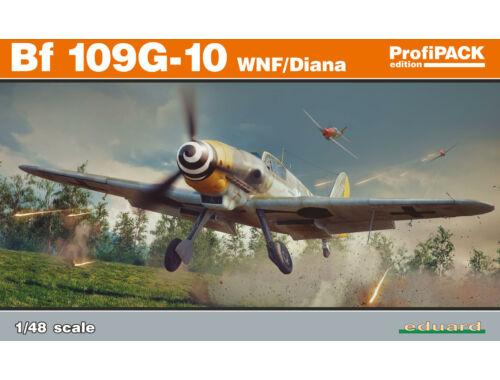Eduard Bf 109G-10 WNF/Diana, Profipack 1:48 (82161)